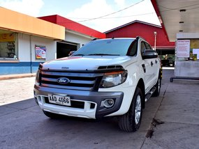 White 2014 Ford Ranger Truck at 65000 km for sale