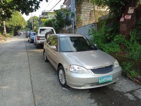 Sell 2nd Hand 2001 Honda Civic Automatic Gasoline