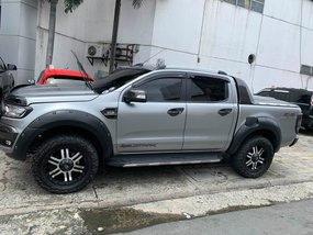 2018 Ford Ranger Wildtrak 3.2L 4x4 AT for sale in Cabuyao