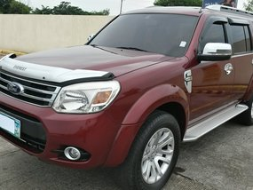 2013 FORD EVEREST  for sale in Liorente