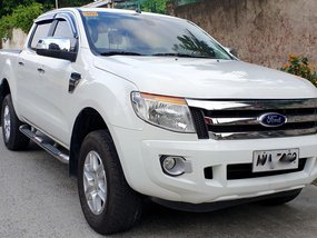 2015 Ford Ranger XLT Automatic for sale in Quezon City