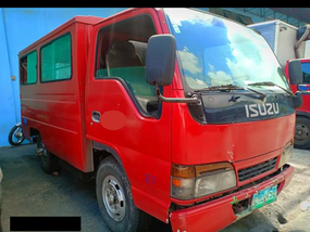FB TRUCK ISUZU  10FT. 4BE1 INLINE DIESEL ENGINE SINGLE TIRE 2006 MDL for sale in Quezon City