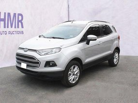 Sell Silver 2018 Ford Ecosport at 10830 km