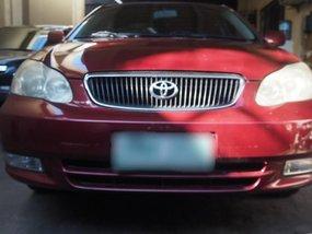 Toyota Corolla Altis 2003 at 70000 km for sale