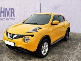 Sell Yellow 2018 Nissan Juke in Parañaque