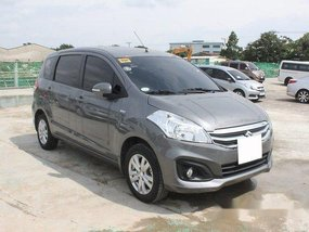 Sell Grey 2018 Suzuki Ertiga at 15870 km