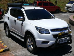 2014 Chevrolet Trailblazer at 41000 km for sale
