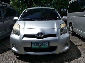 Toyota Yaris 2012 for sale in Quezon City