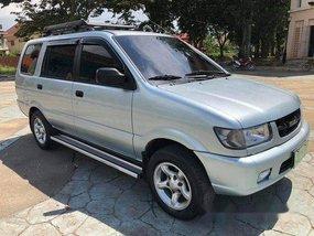 Silver Isuzu Crosswind 2001 for sale in Cebu