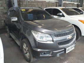 Sell Grey 2014 Chevrolet Trailblazer at 170000 km