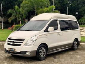 Used Hyundai Grand Starex 2017 for sale in Quezon City