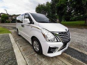 2018 Hyundai Starex for sale in Manila