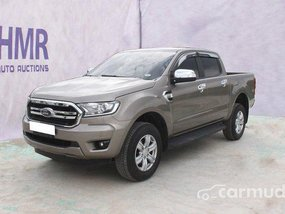 Sell Grey 2019 Ford Ranger Automatic Diesel at 10677 km