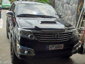 Toyota Fortuner G 4x2 2.5L DSL 2016 model for sale in Bocaue