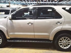 Used Toyota Fortuner 2012 for sale in Quezon City
