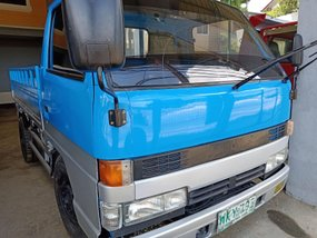 ISUZU ELF DROPSIDE GIGA 10FT. 4BE1 DIESEL ENGINE MANUAL TRANS. SINGLE TIRE ,2000 MDL