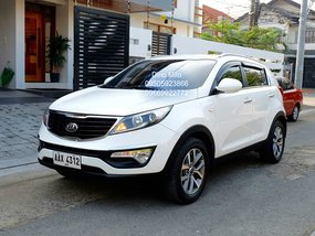 2015 Kia Sportage A/T 2.0 Gas Engine