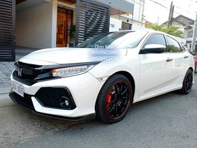 2016 Honda Civic Turbo RS A/T