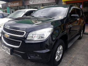 Chevrolet Trailblazer 2.8L 2014 Automatic Transmission