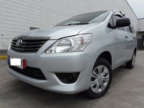 Used Toyota Innova Diesel MT 2015 for sale in Manila