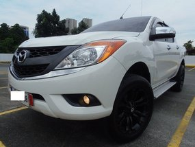 Used Mazda BT-50 2015 for sale in Quezon City
