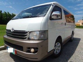 Used Toyota Hiace Super Grandia 2011 for sale in Quezon City