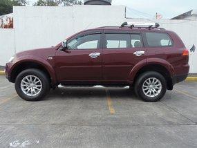 Used Mitsubishi Montero Sport 2010 for sale in Quezon City