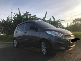 Used Hyundai i10 2014 for sale in Quezon City