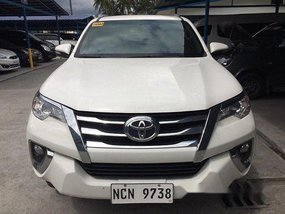 Used Toyota Fortuner 2017 Automatic Diesel for sale in Makati