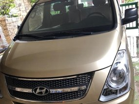 2010 Hyundai Starex for sale in Quezon City