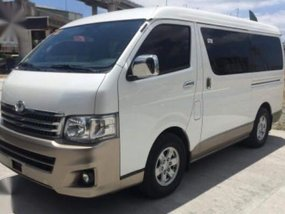 2020 Toyota Hiace for sale in Quezon City