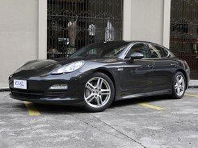 2010 Porsche Panamera for sale in Quezon City