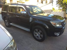 Ford Everest 2010