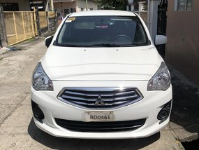Used Mirage G4 GLX 2017 Manual for sale at Cavite