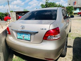 Used Toyota Vios 1.3E 2010 for sale in Santiago