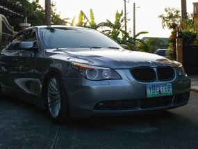 2006 BMW E60 550i for sale in Pasig