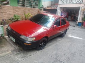 1995 Toyota Corolla for sale in General Salipada K. Pendatun