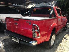 Used Toyota Hilux 2014 for sale in General Salipada K. Pendatun