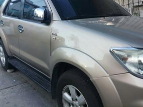 2011 Toyota Fortuner for sale in Taguig