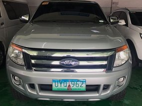 2013 Ford Ranger xlt manual for sale in General Salipada K. Pendatun