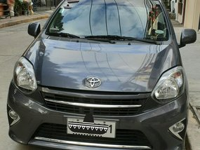 2015 Toyota Wigo for sale in General Salipada K. Pendatun