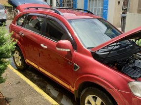 2008 Chevrolet Captiva for sale in Taytay