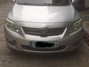 2008 Toyota Corolla altis for sale in General Salipada K. Pendatun