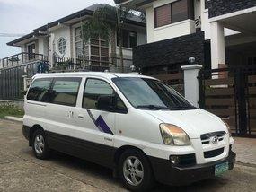 Used Hyundai Starex 2006 GRX A/T Ge for sale at General Salipada K. Pendatun