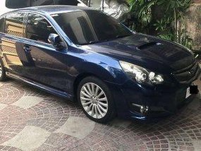 Used Subaru Legacy 2011 for sale in Manila
