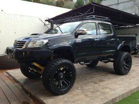 2012 Toyota Hilux 4x4 for sale in Makati