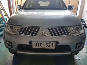 2nd Hand Mitsubishi Montero Sport 2012 Automatic Diesel for sale