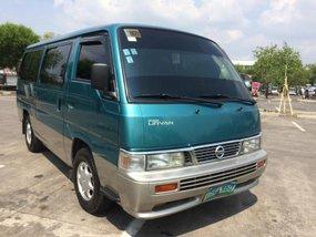 2013 Nissan Urvan Escapde Van Diesel engine Manual for sale in Lucena City