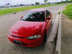 1997 MITSUBISHI LANCER GSR 2-DOOR for sale in Quezon City