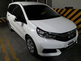 White 2018 Honda Mobilio at 17000 km for sale